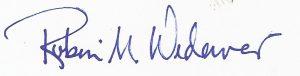Robin M. Wedewer